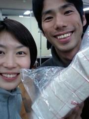 岡内美喜子 公式ブログ/さとぅーの切り餅♪ 画像1
