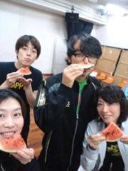 岡内美喜子 公式ブログ/ばしさん誕生日♪ 画像2