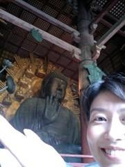 岡内美喜子 公式ブログ/日本最大♪ 画像1