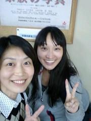岡内美喜子 公式ブログ/しこみでしたぁ。 画像1