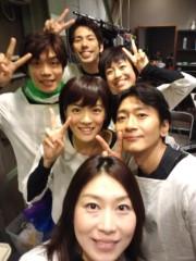 岡内美喜子 公式ブログ/Blue終わりましたぁ♪ 画像1