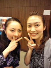 岡内美喜子 公式ブログ/明日はアクア♪ 画像1