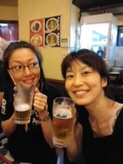岡内美喜子 公式ブログ/通した♪ 画像1