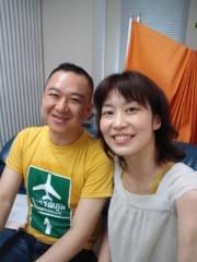 岡内美喜子 公式ブログ/三之助師匠と♪ 画像1