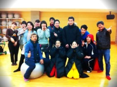 遠藤由香 公式ブログ/スポーツウェア撮影(*^^*) 画像3