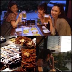 遠藤由香 公式ブログ/大阪城ホールリハ(^_−)−☆ 画像1