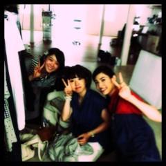 遠藤由香 公式ブログ/撮影終了〜(^_−)−☆ 画像2