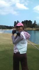 遠藤由香 公式ブログ/ゴルフ(*^^*) 画像1