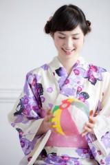 遠藤由香 公式ブログ/浴衣♪ 画像1