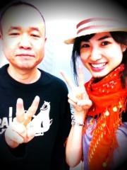 遠藤由香 公式ブログ/谷口監督と(^_−)−☆ 画像1