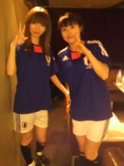 中谷あすみ 公式ブログ/FIFA! 画像1