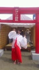 中谷あすみ 公式ブログ/ニコニコ神社 画像1