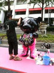 ウエイスト 公式ブログ/御堂筋アート 画像2