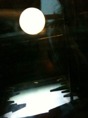 ウエイスト プライベート画像 潜水艦の中
