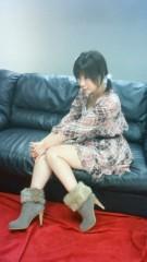 小川みこと 公式ブログ/ おちゅ○^∇^)_旦~~ 画像1