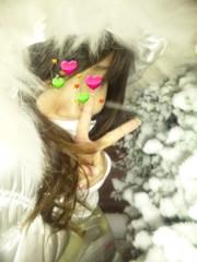 小川みこと 公式ブログ/初雪☆ 画像1