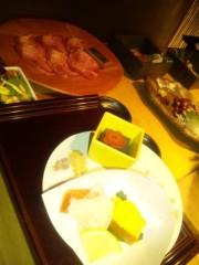 小川みこと 公式ブログ/ やーき肉♪やーき−にーく(*´∀`*)−!! 画像1