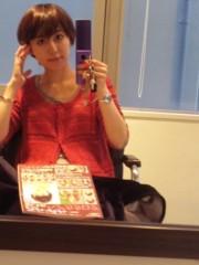 加藤ゆき 公式ブログ/いま美容院です 画像1