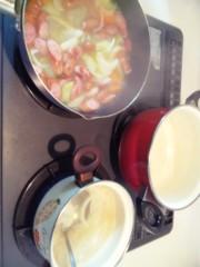 加藤ゆき 公式ブログ/シチューとスープが 画像1