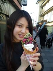稲実栞(CANDY Girl's Talk) 公式ブログ/ベリーベリーソフトクリーム★ 画像1