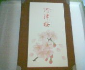 天地総子 公式ブログ/桜便り 画像3
