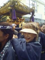 天地総子 公式ブログ/ぼけ経とお祭り 画像1
