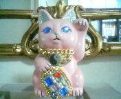 天地総子 公式ブログ/『春』を招き猫 画像1
