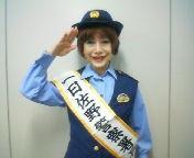 天地総子 公式ブログ/一日佐野警察署長 画像1
