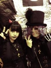 ひな(GothicRomanticスキルアップ) 公式ブログ/ハロウィン。 画像1