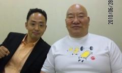 鍵野威史 公式ブログ/我が師、我が最高のタッグパートナー山本小鉄! 画像2