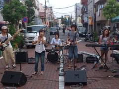 kohey(breath of Minority) 公式ブログ/ ☆平間銀座商店街サマーフェスタ2011☆ 画像1
