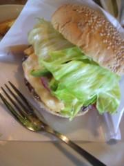 小野浩二 公式ブログ/アボカドハンバーガー! 画像1