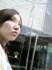 川島令美 公式ブログ/雨ぇ。 画像1