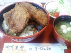ひろき 公式ブログ/※名物ソースカツ丼※  画像1