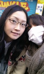 稲野杏那 公式ブログ/悲願華初日だよ! 画像1