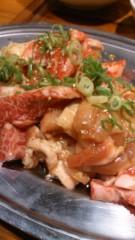 稲野杏那 公式ブログ/肉の会 画像1