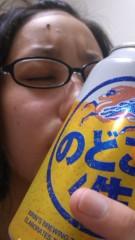 稲野杏那 公式ブログ/ビールが美味しい季節☆ 画像1