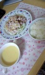 稲野杏那 公式ブログ/今日の晩ご飯 画像2