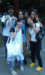 稲野杏那 公式ブログ/みんなでお詣り 画像1