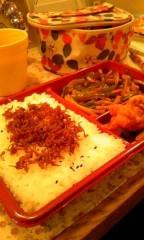 稲野杏那 公式ブログ/ご飯のお供 画像1