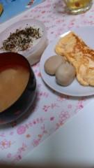 稲野杏那 公式ブログ/お昼ご飯ー(^w^) 画像1