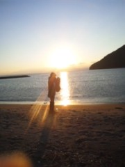 SONOMI 公式ブログ/夕陽と海 画像3