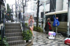 SONOMI 公式ブログ/雨の中 画像1