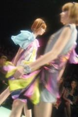 SONOMI 公式ブログ/touch Me  ファッションショー 画像3
