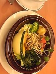 朝比奈ゆうひ 公式ブログ/ 温野菜食べました⊂(*^ω^*)⊃ 画像1