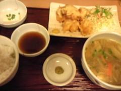 朝比奈ゆうひ 公式ブログ/今日のご飯 画像1