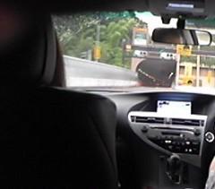 朝比奈ゆうひ 公式ブログ/帰り道の車の中… 画像2