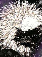 朝比奈ゆうひ 公式ブログ/花火大会(・ω・)ノ 画像1