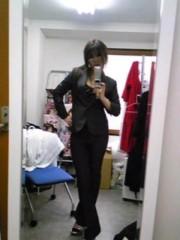 朝比奈ゆうひ 公式ブログ/ ゆうひ、眼鏡の秘書になる( *бωб) 画像1