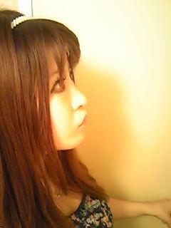 今日の髪型( *бωб)